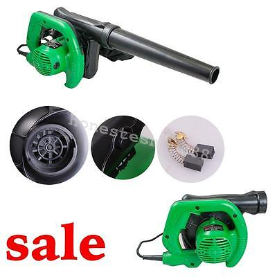 Electric Handheld Super Leaf Blower with Vacuum Shredder Dust Clean Machine