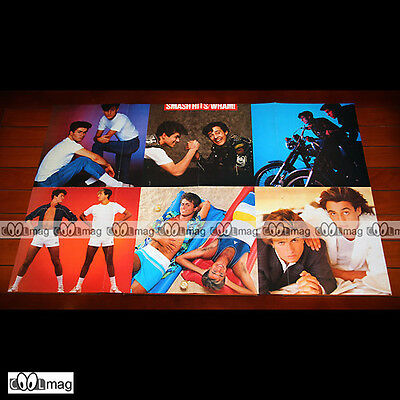 WHAM ! George Michael 80's - Poster #PM640