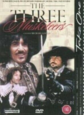 The Three Musketeers [DVD] (1973) - DVD  1ZVG The Cheap Fast Free Post