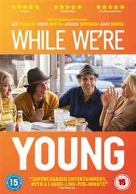 Adam Driver, Brady Corbet-While We're Young  DVD NEW