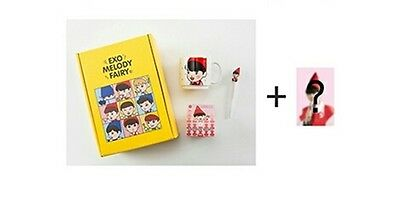 [KPOP] SM TOWN COEX GOODS - EXO Melody Fairy Yellow Package Limited
