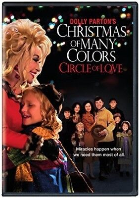 Dolly Parton's Christmas Of Many Colors: Circle Of Love [New DVD] Ac-3/Dolby D