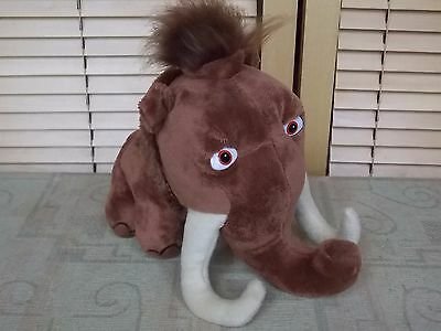 ICE AGE Manny the Mammoth soft toy - 2013
