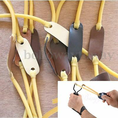 For Velocity Elastic Bungee Rubber Band for Slingshot Catapult Hunting Fishing