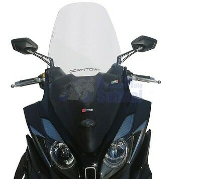 Paravento Parabrezza Faco Windscreen Windshield Kymco Downtown 350 Dal 2015