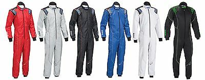 Sparco KS-3 Kart/Go Kart/Karting Racing Suit - CIK-FIA 2013 Level 2 Approved