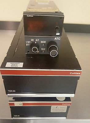2 each Collins TDR-94 and 1 each CTL-92 package