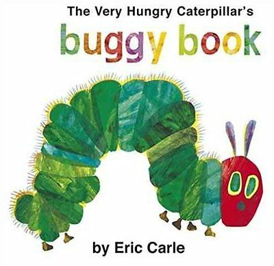 The Very Hungry Caterpillar's Buggy Book by Eric Carle 9780141385105