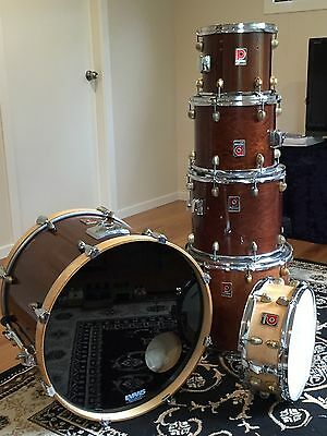 Vintage Premier Drum Kit 6 Piece