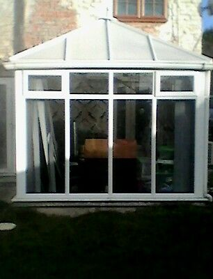 Used full height upvc conservatory great condition