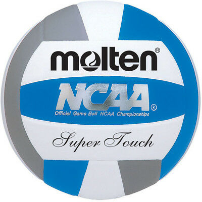 Authorized Retailer of Molten NCAA College Super Touch Volleyball