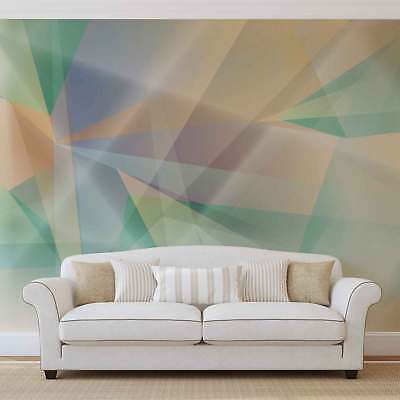 WALL MURAL PHOTO WALLPAPER XXL Modern Abstract Art Prism (1470WS)