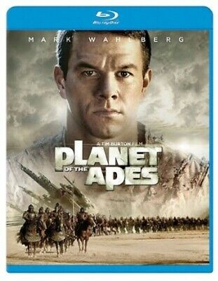 Planet of the Apes [New Blu-ray] Dolby, Digital Theater System, Dubbed, Repack