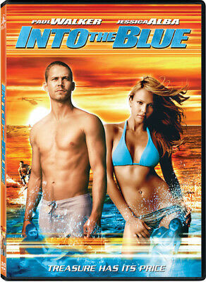 Into the Blue [New DVD] Ac-3/Dolby Digital, Dolby, Dubbed, Subtitled, Widescre