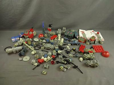 Vtg 1986 Tonka Legions of Power Large Set / Parts Lot of Pieces Figures & More
