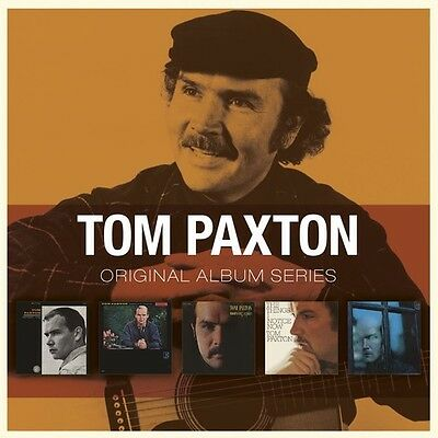 Tom Paxton - Original Album Series [New CD] Holland - Import