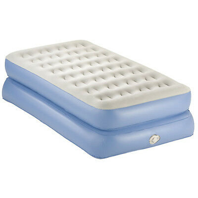 Aerobed 2000009824 Classic Elevated Inflatable Air Bed Mattress Twin