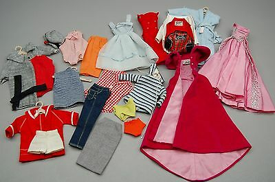 VINTAGE BARBIE SOPHISTICATED LADY Career Girl Lot!  Very Good Condition