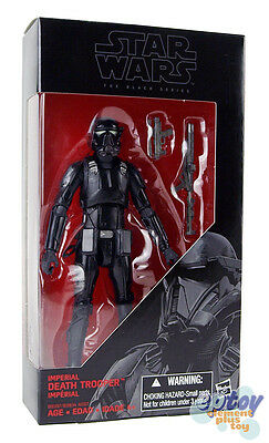 """Star Wars The Black Series #25 Imperial Death Trooper 6"""" Action Figure"""