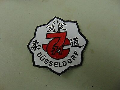 Patch Foreign Karate Dusseldorf Germany
