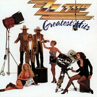 ZZ Top - Greatest Hits - ZZ Top CD SVVG The Cheap Fast Free Post The Cheap Fast