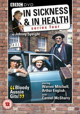 In Sickness & In Health - Series 4 [DVD] - DVD  AUVG The Cheap Fast Free Post