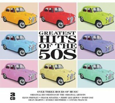 Various Artists - Greatest Hits of the 50s - Various Artists CD 6IVG The Cheap