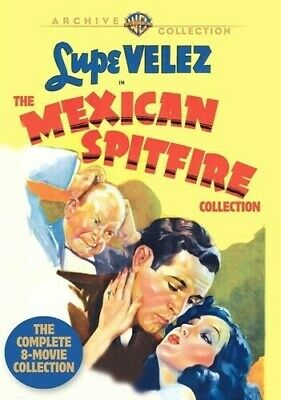 Mexican Spitfire Collection [4 Discs] DVD Region ALL BW/DVD-R