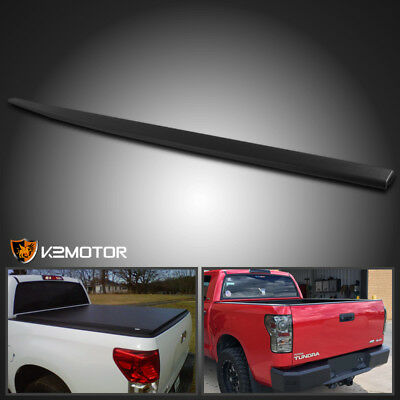 2007-2013 Toyota Tundra Texture ABS Black Upper Protector Cover Top Tailgate