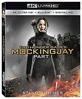 The Hunger Games: Mockingjay, Part 1 [New 4K UHD Blu-ray] With Blu-Ray, 4K Mas