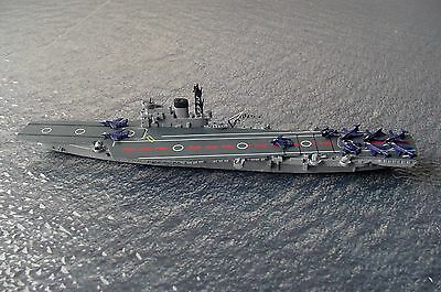 Aircraft Carrier HMS VICTORIOUS by Mountford 1:1250 Waterline Ship Model