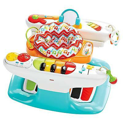 Fisher-Price® 4-in-1 Step 'n Play Piano - Blue