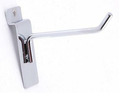 """(70) Generic 4"""" Hook For Slat Wall OS-5507"""