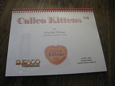 Calico Kittens by P Hillman - List & Photo Booklet