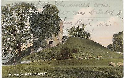 The Old Castle, LLANDOVERY, Carmarthenshire