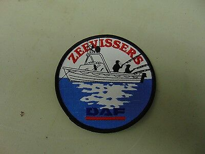 Military Patch Foreign Zeevissers Daf