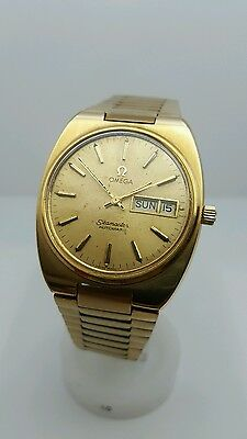 Vintage Omega Seamaster Cal1022 Men's Classic Watch  Recently Serviced