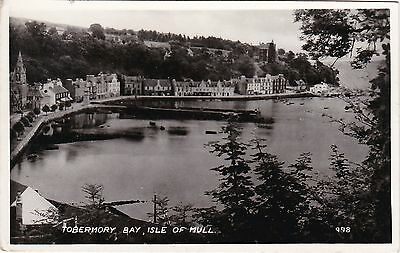 View Of The Bay, TOBERMORY, Isle Of Mull RP