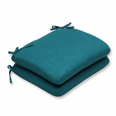 Pillow Perfect Rave Outdoor Dining Chair Cushion Set of 2