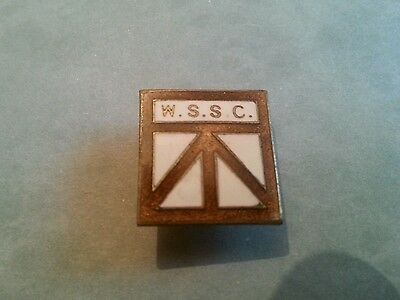 Vintage Speedway Supporters Club Badge