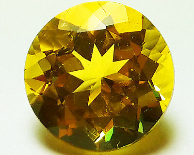 1.47 Ct Dazzling 100% Natural Earth Mined Aaa+ Golden Yellow Beryl Loose Gem