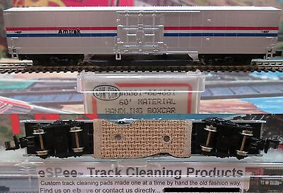 eSPee™ TRACK CLEANING PASSENGER CAR - Con-Cor - Amtrak (Phase III) N Scale #1407