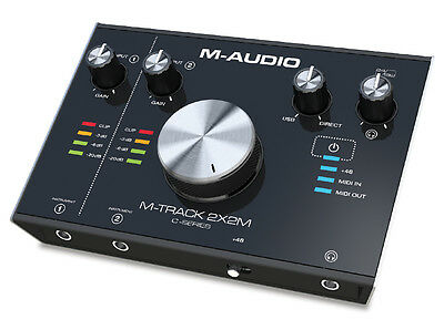 M-AUDIO M-Track 2x2M USB Audio-Interface