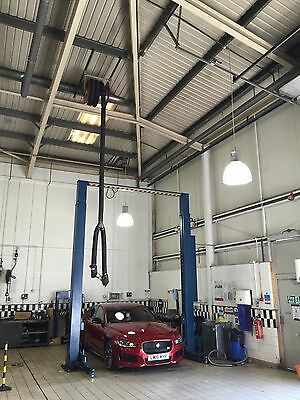 Nussbaum 2 Post 4 tonne Car Lift