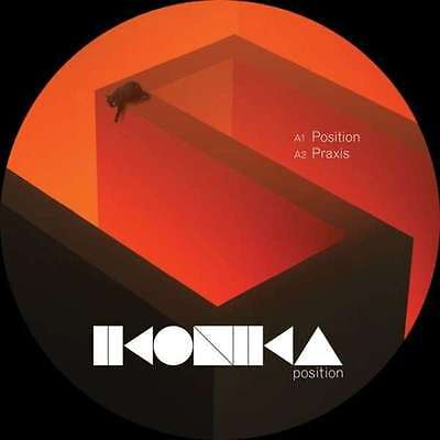 Ikonika Position Vinyl Single 12inch NEW OVP Hyperdub