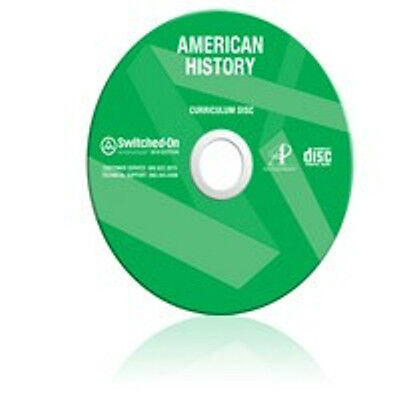 11th Grade SOS American History Homeschool Curriculum 11 Switched On Schoolhouse