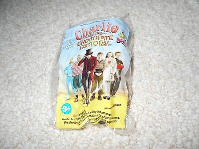 Wendys Sealed Unopened New Charlie and the Chocolate Factory Squirrel