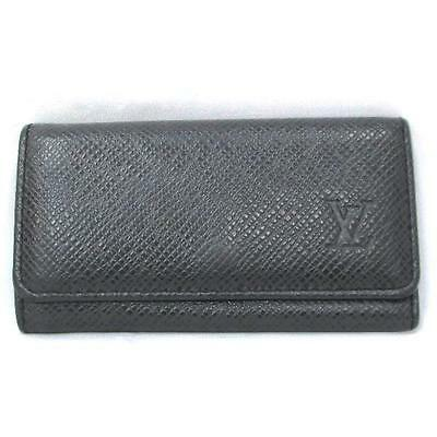 Louis Vuitton Taiga 4 hookskey holderM30522 accessories Free Shipping [pre]