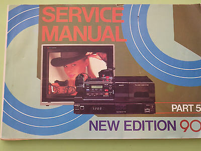 VCR manual  Edition 90 For Video Rec. available in Australia in GC ~366 Pages