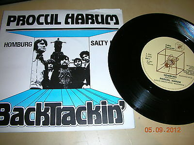 Procal Harum - Homburg / Salty Dog....one Of Set Of Fifteen Mint Re-Issues !